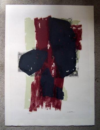 Lithographie Ubac - Composition