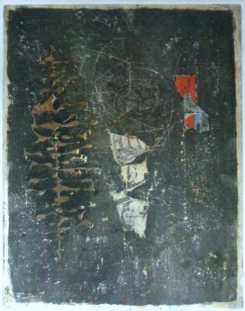 Aquatinte Friedlaender - Composition