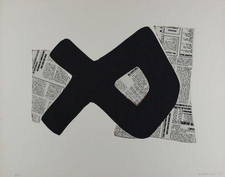 Lithographie Marca Relli - Composition