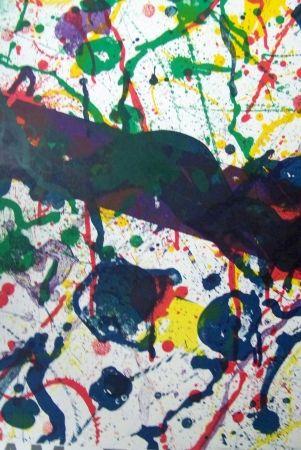 Lithographie Francis - Composition