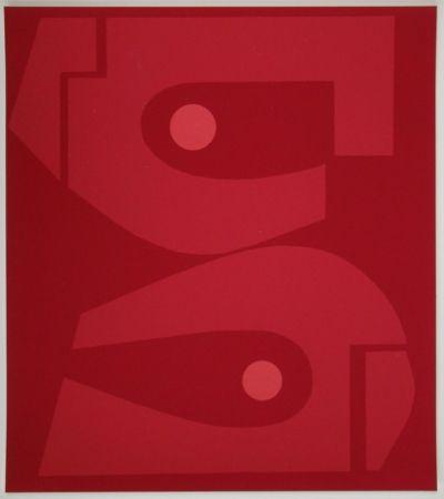 Sérigraphie Pillet - Composition