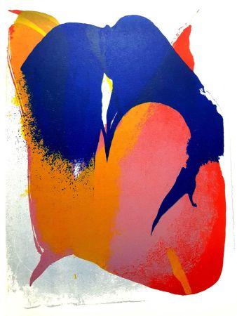Lithographie Jenkins - Composition