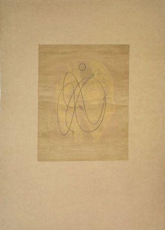 Gravure Ernst - Composition
