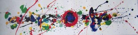 Lithographie Francis - Composition 1