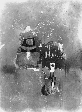 Eau-Forte Friedlaender - Composition 1