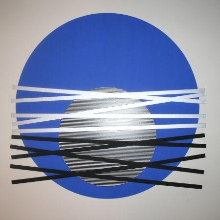 Eau-Forte Et Aquatinte Soto - Composition 1