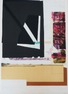 Lithographie Garcia Ponce - Composition 12