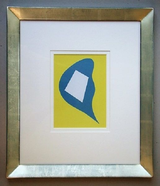 Lithographie Arp - Composition 1959