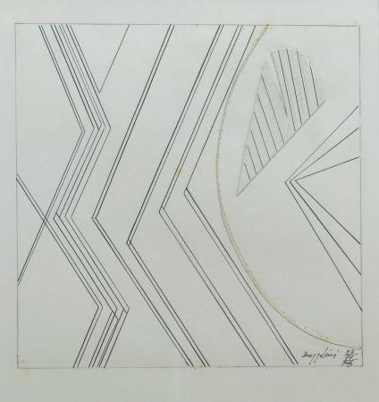 Aucune Technique Bozzolini - Composition 1976