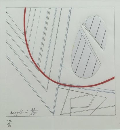 Aucune Technique Bozzolini - Composition 1977