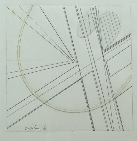 Aucune Technique Bozzolini - Composition 1978