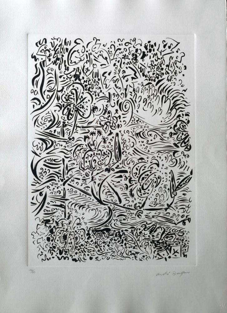 Eau-Forte Masson - Composition 2