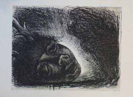 Gravure Vilapuig - Composition 2