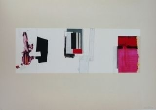 Lithographie Garcia-Ponce - Composition 3