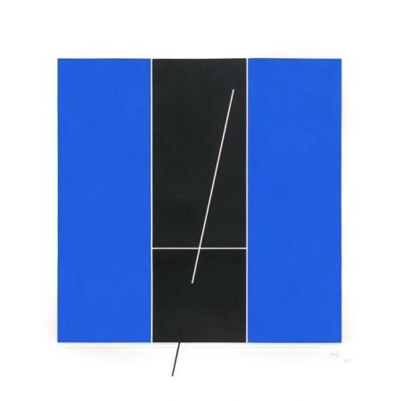 Eau-Forte Et Aquatinte Soto - Composition 4