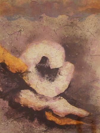 Gravure Salinas - Composition 5