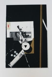 Lithographie Garcia Ponce - Composition 6