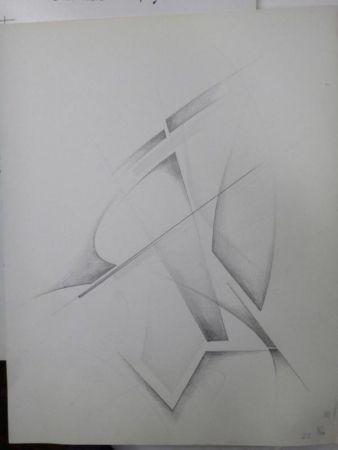 Aucune Technique Arnould - Composition abstraite