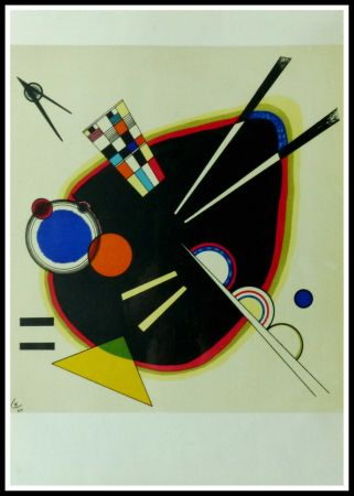Lithographie Kandinsky - COMPOSITION II