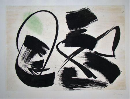 Eau-Forte Schneider - Composition III.