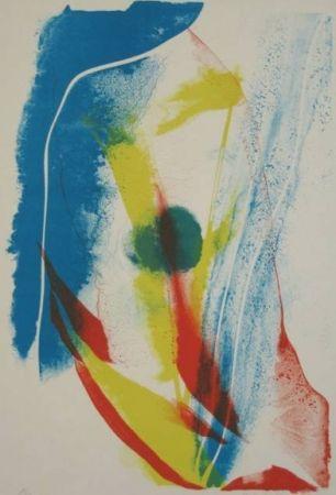 Lithographie Jenkins - Composition V