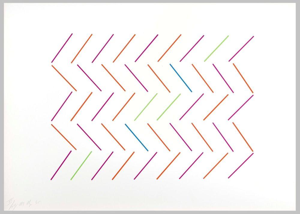 Lithographie Nigro - Composizione