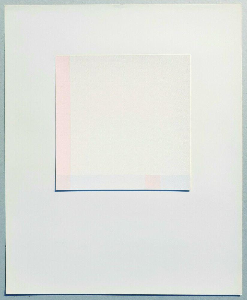 Sérigraphie Calderara - Composizione