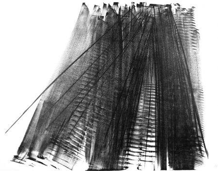 Lithographie Hartung - Composizione