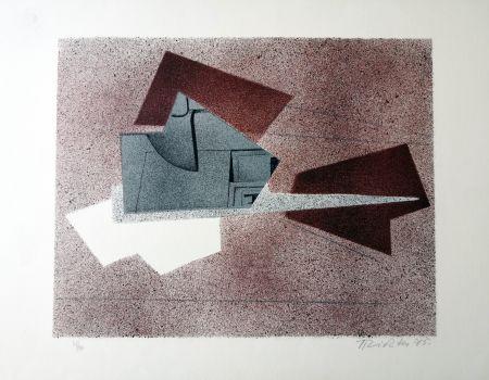 Lithographie Richter - Composizione