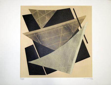 Lithographie Magnelli - Composizione 1