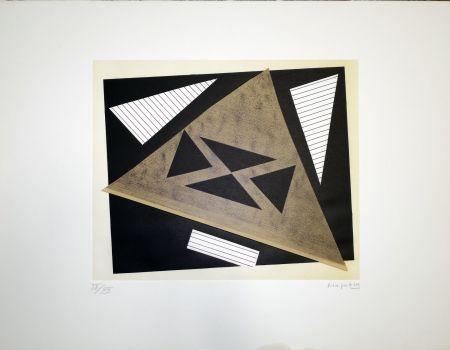 Lithographie Magnelli - Composizione 2