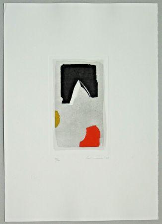 Gravure Santomaso - Composizione (a)