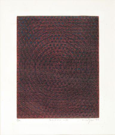 Lithographie Nigro - Composizione n. 34