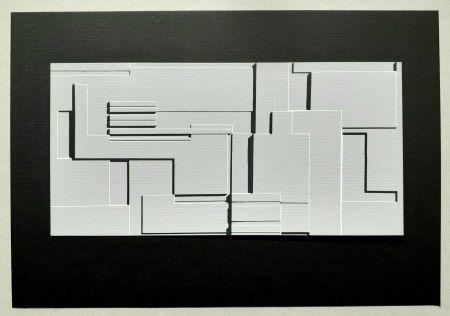 Sérigraphie Radice - Composizione Tav. 9