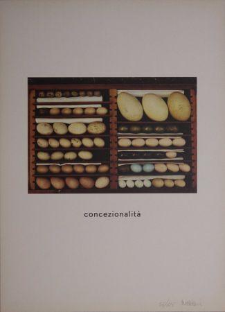 Sérigraphie Mattiacci - Concezionalità