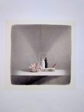 Lithographie Ferroni - Cono d'ombra