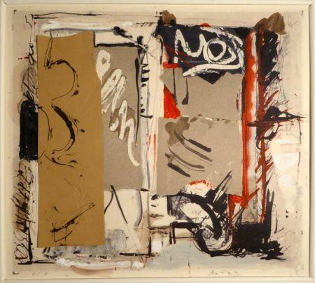 Lithographie Falk -