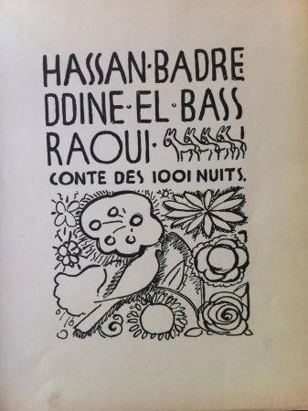 Livre Illustré Van Dongen - Conte des 1001 nuits