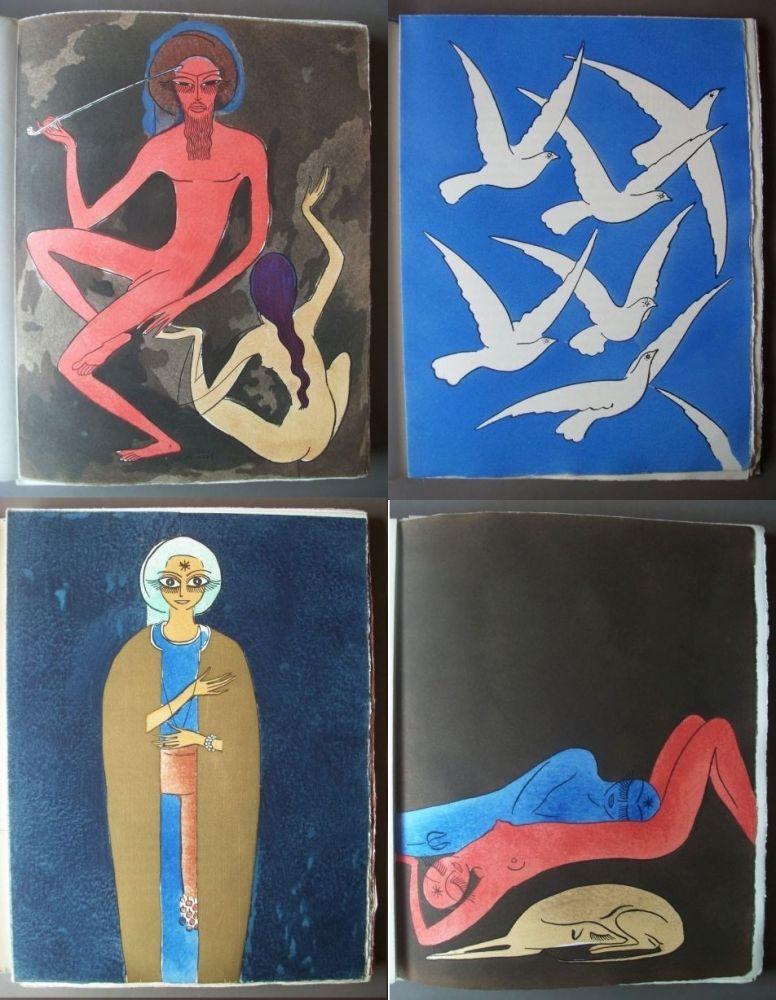 Livre Illustré Van Dongen - Contes 1001 nuits