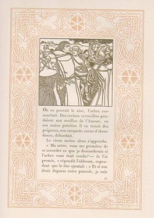 Livre Illustré Jones - Contes de la Fileuse