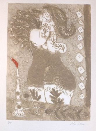 Carborundum Tobiasse - Contrée lumineuse