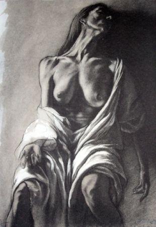 Lithographie Pignon-Ernest - Corps d'extase