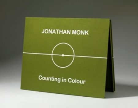 Lithographie Monk - COUNTING IN COLOUR