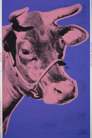 Sérigraphie Warhol - Cow (FS II.12A)