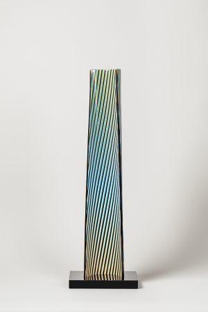 Céramique Cruz-Diez - Cromovela 22 (Big)