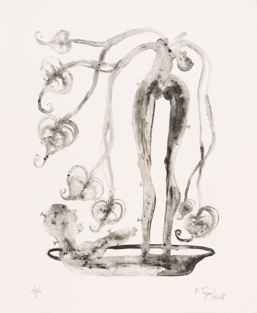 Lithographie Toguo - Crystal Clear