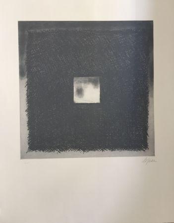 Eau-Forte Et Aquatinte De Juan - Cuadrado gris