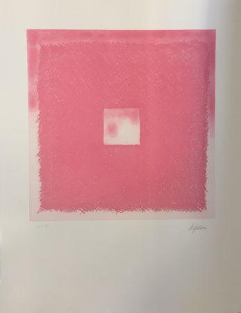Eau-Forte Et Aquatinte De Juan - Cuadrado rosa