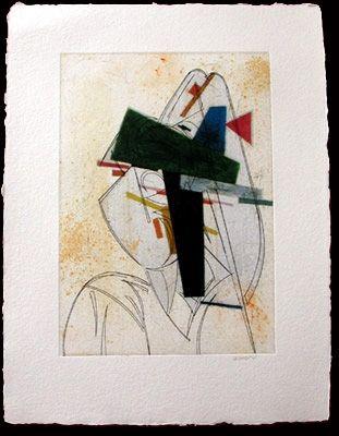 Eau-Forte Valdés - Cubismo como pretexto 11