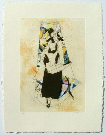 Eau-Forte Valdés - Cubismo como pretexto 7